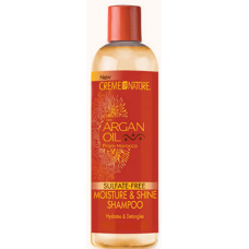 Creme of Nature - Argan Oil Sulfate-Free Moisture & Shine Shampoo 12oz