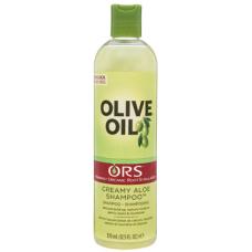 Organic - Olive Oil Creamy Aloe Shampoo 12.5oz
