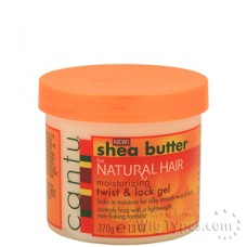 Cantu - Shea Butter Moisturizing Twist & Lock Gel 13oz