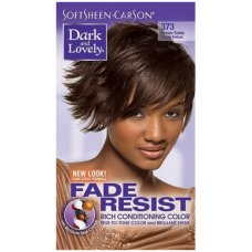 Dark and Lovely - Permanent Hair Color Brown Sable 373
