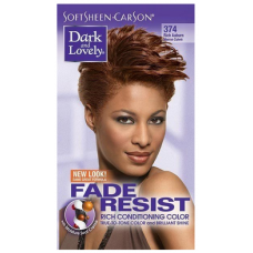 Dark and Lovely - Permanent Hair Color Rich Aubrun 374