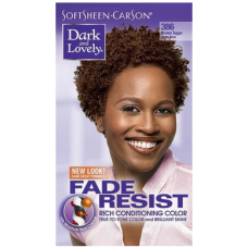 Dark and Lovely - Permanent Hair Color Brown Sugar 386