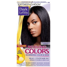 Dark and Lovely - Reviving Colors Radiant Black 391
