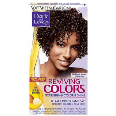 Dark and Lovely - Reviving Colors Ebone Brown 392