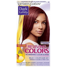 Dark and Lovely - Reviving Colors 394 Ravishing Red 394