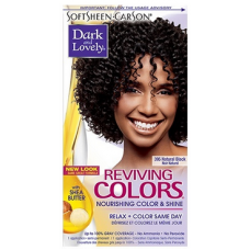 Dark and Lovely - Reviving Color Natural Black 395