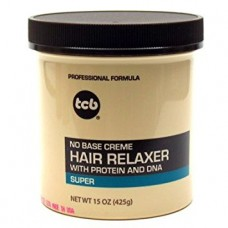 TCB No Base Cream Relaxer super 15oz  425g