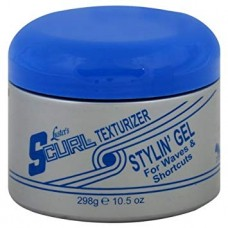 Luster's S-Curl Texturizer Stylin' Gel for Waves & Shortcuts, 10.5-Ounce
