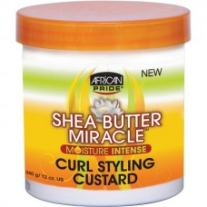 Shea Butter Miracle - Curl Styling Custard 12oz