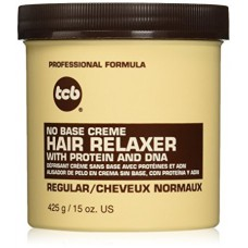 TCB No Base Cream Relaxer regular 15oz  425g