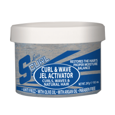 Scurl-Wave Gel Activator