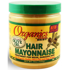 Africa's Best Organics - Hair Mayonnaise 15oz