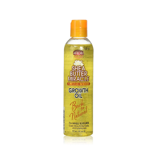 African Pride – Shea Butter Miracle Growth Oil