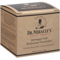 Damage Hair Medicated Treatment