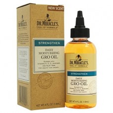 Dr. Miracles Daily Moisturising Gro Oil 118 ml/4 fl oz