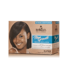 Dr. Miracle's Feel it Formula New Growth Super Relaxer Kit