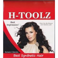 H-Toolz Short Loose Curl