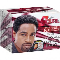 Lusters S-Curl Extra Strength Texturizer Kit
