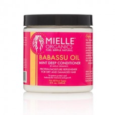 MIELLE ORGANICS BABASSU OIL & MINT DEEP CONDITIONER