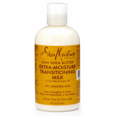 Shea Moisture - Raw Shea Butter Extra Moisture Transitioning Milk 8oz