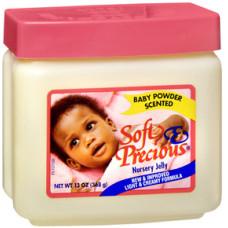 Soft and Precious Baby Powder Scented Nursery Jelly 13 oz