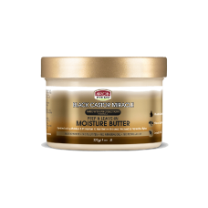 African Pride Black Castor Miracle Prep & Leave-In Moisture Butter 227 g
