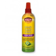 African Pride-Braid Sheen Spray (Extra Shine) 355ml