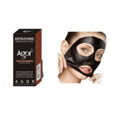 Agor Charcoal Activated Blackhead Remover Black Mask