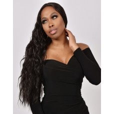 ALILAH SPOTLIGHT PREMIUM HUMAN HAIR BLENDED LACE WIG