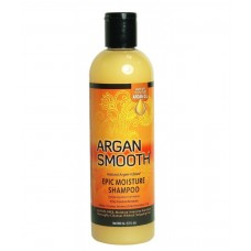 Argan Smooth Moisture Shampoo 12 oz