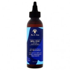 As I Am Dry and Itchy Scalp Care Olive and Tea Tree Oil Treatment 120ml