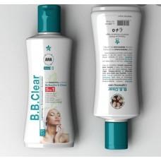 B.B CLEAR WHITENING BODY LOTION 5 in 1