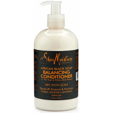 Shea Moisture - African Black Soap Balancing Conditioner 13oz
