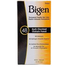 Bigen #48 Dark Chestnut Permanent Powder Hair Color