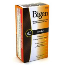 Bigen #45 Chocolate Permanent Hair Color