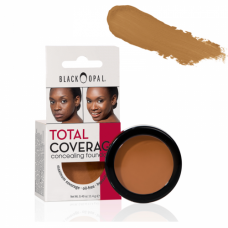 Black Opal Total Coverage Concealing Foundation Truly Topaz