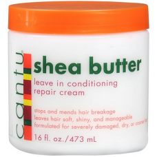 Cantu - Shea Butter Leave In Conditioning Repair Cream 16oz