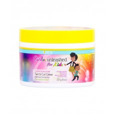 Curlies Unleashed for Kids Coconut & Shea Butter Twist & Curl Creme (8 oz.)