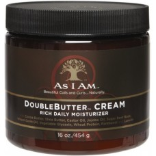 As I Am - Double Butter Cream 16oz
