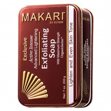 Makari  Exclusive Lightening Exfoliating Soap 7oz