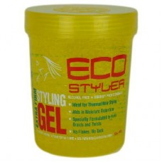 Eco Styler Yellow Styling Gel 32oz