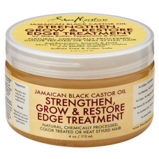 Shea Moisture - Jamaican Black Castor Oil Strengthen, Grow & Restore Edge Treatment (4oz)