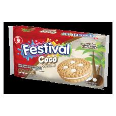 festival cookies coconut