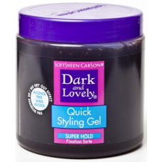 Dark and Lovely - Quick Styling Gel (Super Hold) 125ml