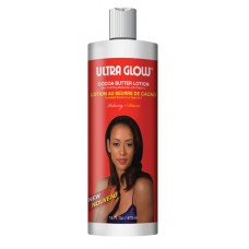 Ultra Glow Cocoa Butter Lotion 16oz