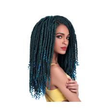 Cro Twist Locs Freedom Crochet Braid Marley Synthetic Hair Bundle