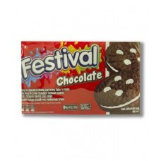 festival cookies chocolate