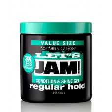 Let's Jam Shining & Conditioning Gel, 14 oz