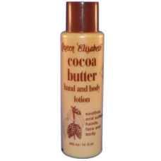 Queen elisabeth cocoa butter lotion 400ml