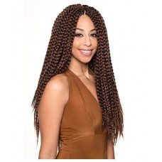 Sleek fashion idol Mambo Box Braid Crochet Braids